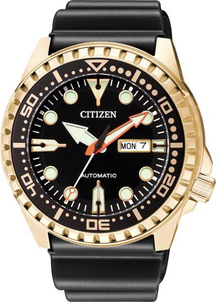 Citizen Herrenuhr NH8383-17EE Automatik ...