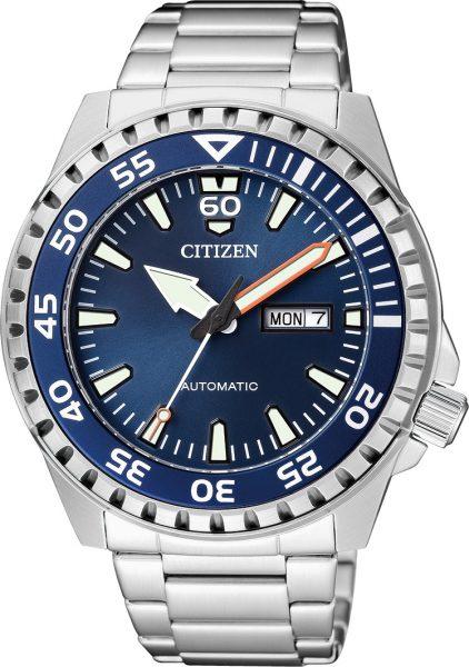 Citizen Herrenuhr NH8389-88LE Automatik ...