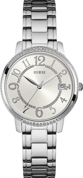 GUESS Damenuhr W0929L1 Ladies Dress