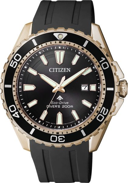 Citizen Uhren BN0193-17E Eco Drive 20bar...