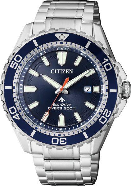 Citizen Uhren BN0191-80L Eco Drive Tauch...