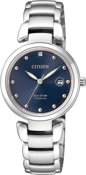 Citizen Damenuhren EW2500-88L Eco Drive ...