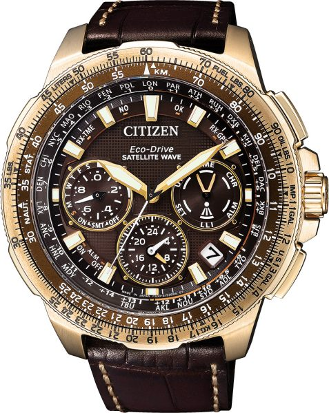 Citizen Uhren CC9023-13X Eco Drive Satel...