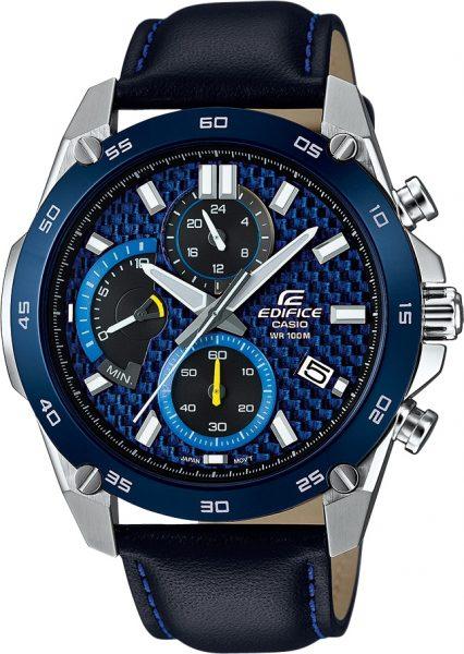 Casio Uhren EFR-557BL-2AVUEF Edifice Chr...