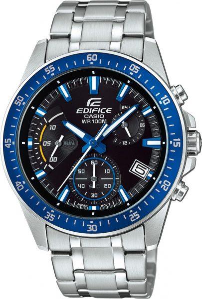 Casio Uhren EFV-540D-1A2VUEF Edifice Uni...