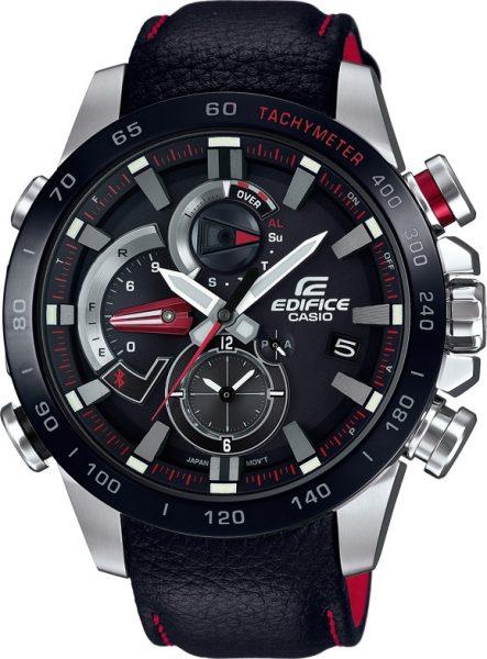 Casio Uhren EQB-800BL-1AER Edifice Premi...