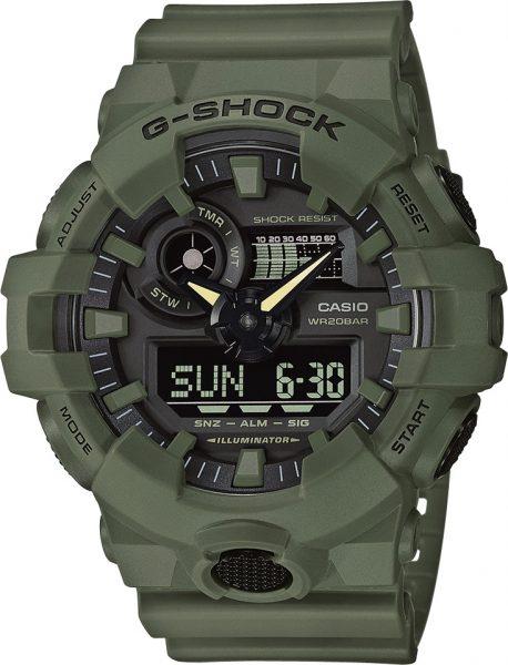 Casio Uhren GA-700UC-3AER G-SHOCK Utilit...