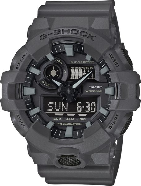 Casio Uhren GA-700UC-8AER G-SHOCK Utilit...