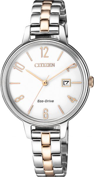 Citizen Uhren EW2446-81A Eco-Drive Solar...