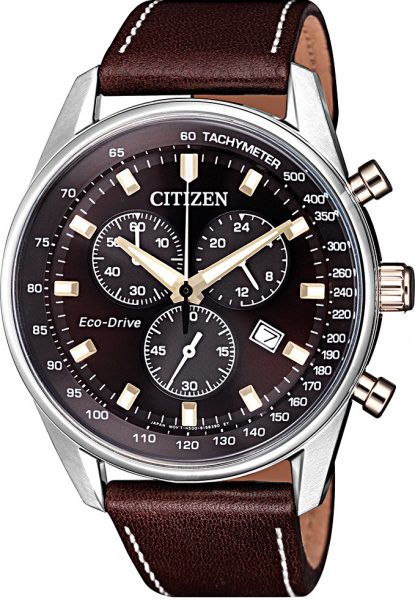 Citizen Uhren AT2396-19X Eco Drive Solar...