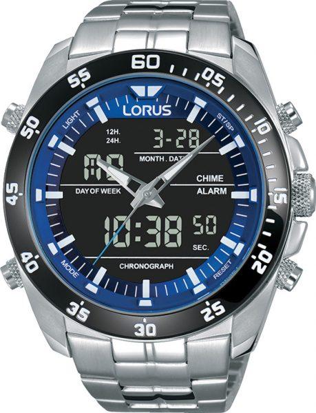Lorus by Seiko Sportuhr RW629AX9 Herrenc...