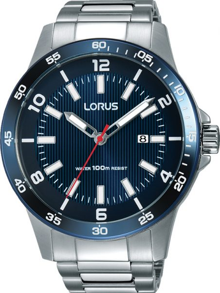 Lorus Herrenuhr RH911GX9 Sports Collecti...