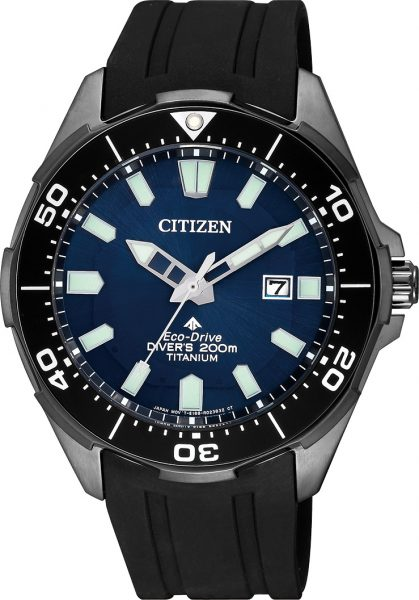 Citizen Herrenuhr BN0205-10L ECO DRIVE S...