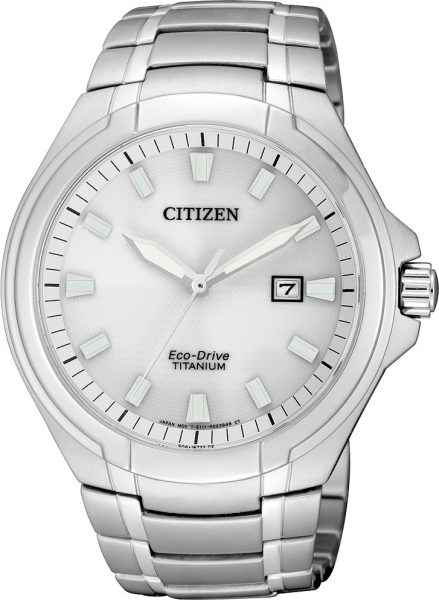 Citizen Herrenuhr BM7430-89A ECO DRIVE S...
