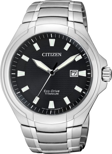 Citizen Herrenuhr BM7430-89E ECO DRIVE S...