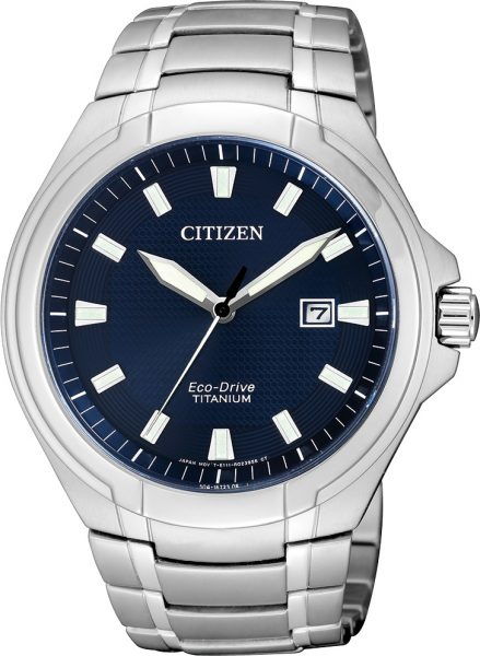 Citizen Herrenuhr BM7430-89L ECO DRIVE S...