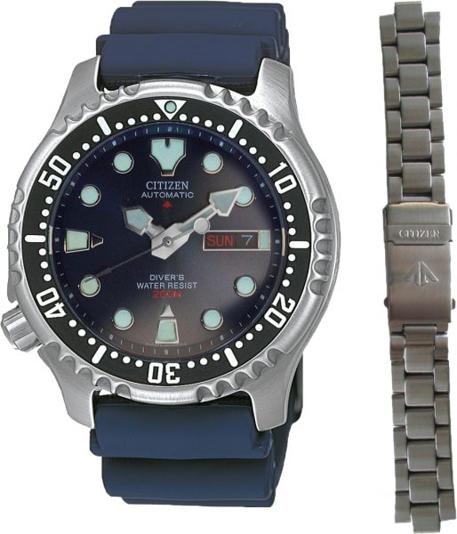 Citizen Herrenuhr NY0040-17LEK Sommer Sp...