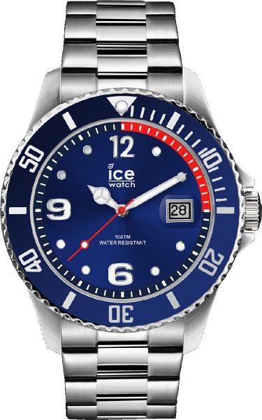 ICE WATCH ICE steel 015771 blue silver m...