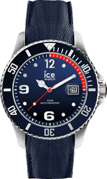 ICE WATCH ICE steel 015774 marine Large Herrenuhr