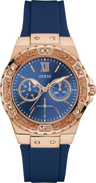 GUESS Damenuhr W1053L1 LADIES SPORT Mult...