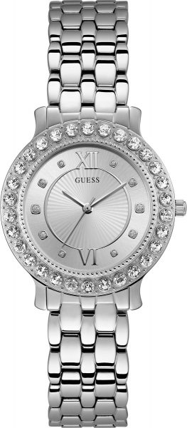 GUESS Damenuhr W1062L1 LADIES DRESS Edel...