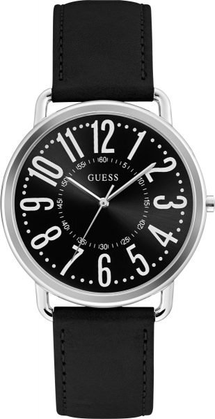 GUESS Damenuhr W1068L3 LADIES TREND schw...