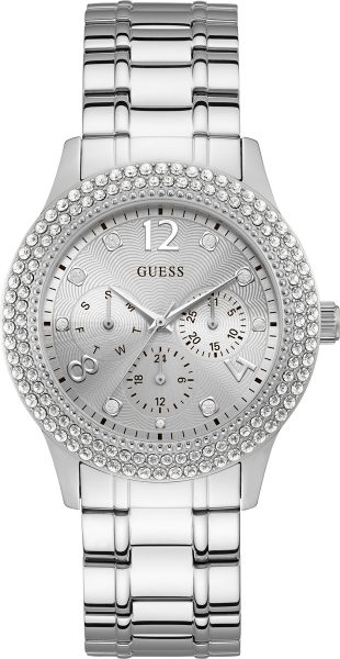 GUESS Damenuhr W1097L1 LADIES SPORT Mult...