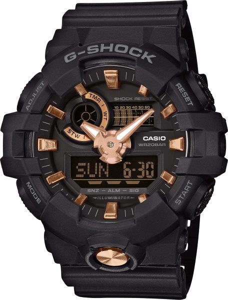 CASIO G-Shock Herrenuhr GA-710B-1A4ER
