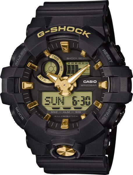 CASIO SALE G-Shock Herrenuhr GA-710B-1A9ER