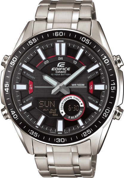 CASIO Edifice SALE Herrenuhr EFV-C100D-1AVEF