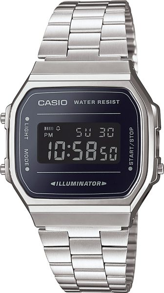 CASIO Retro Collection A168WEM-1EF Unise...