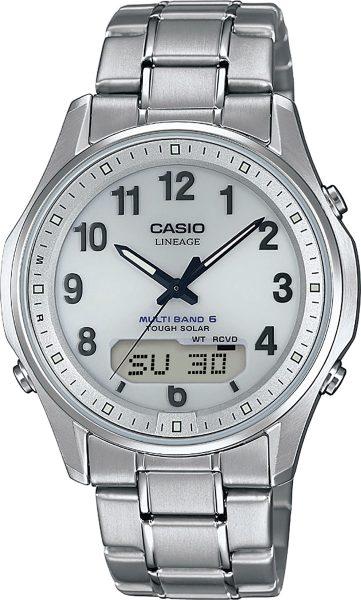 CASIO Unisex Uhr LCW-M100TSE-7AER Funk S...