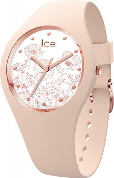 ICE WATCH Damenuhr 016670 ICE flower spr...