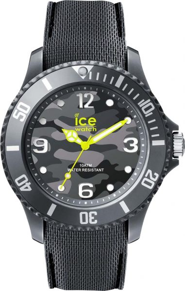ICE WATCH Herrenuhr 016292 ICE bastogne anthracite medium 43mm Durchmesser