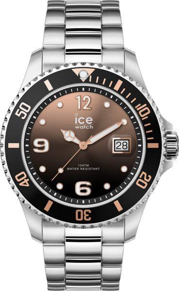 ICE WATCH Unisex Uhr 016768 ICE steel bl...