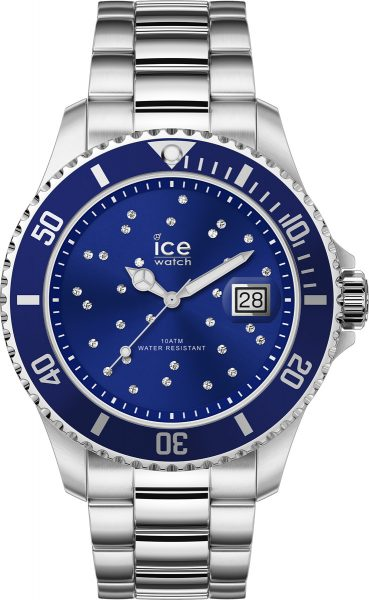ICE WATCH Damenuhr 016773 ICE steel blue...