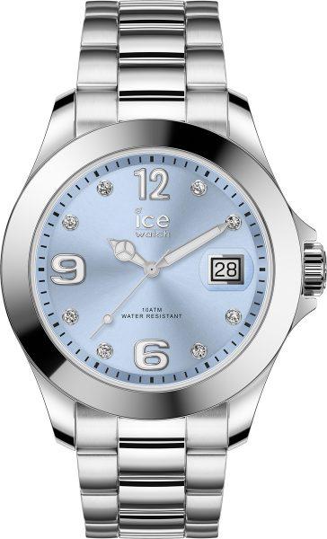 ICE WATCH Damenuhr 016775 ICE steel clas...