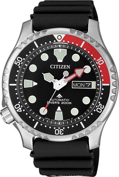 Citizen Uhr NY0087-13EE limitierte Promaster Marine Uhr mit Jubiläumsgravur