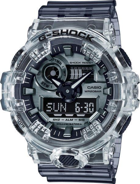 CASIO Herrenuhr GA-700SK-1AER G-Shock Ge...