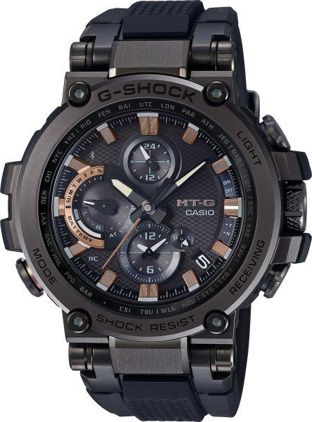 Casio G-Shock MTG-B1000TJ-1AER Limited Edition Tai Chi Funk-Solar Uhr Herrenuhr