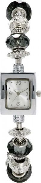 Uhr mit Quarzwerk, Armband 18cm mit 5cm ...