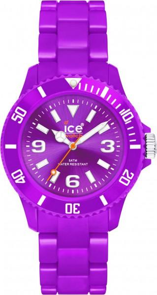 Ice Watch CSPEUP10 Quarzwerk, Kunststoffgehäuse/band violett, Mineralglas, 5 ATM, 43mm Durchmesser, 10mm Höhe aus Stuttgart