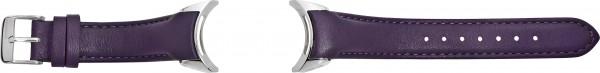 PANDORA Lederband 881005PE – IMAGINE von Juwelier mit der besten Auswahl zum Günstigen Preis Abramowicz  Violettes Lederband mit Edelstahlschnalle. Dieses Band passt auf alle Uhren der Kategorie Imagine. Es wird in zwei Teilen geliefert.  Material: Edelst