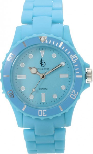 Uhr Crystal Blue, WIE DIE  Ice watch um ...