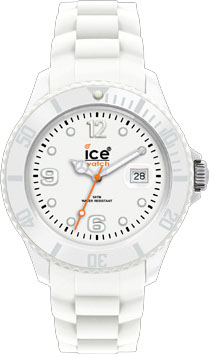 Ice Watch weiss SI.WE.U.S.09 Sili Forever unisex