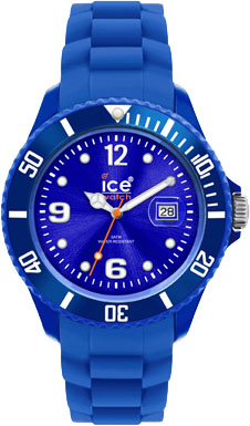 Ice Watch Uhr blau Sili Blue Silikonuhre...